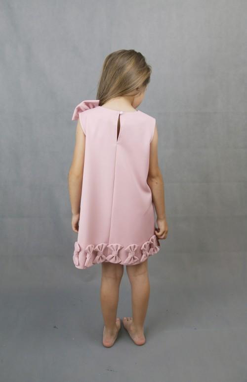 SARA roz pudrat